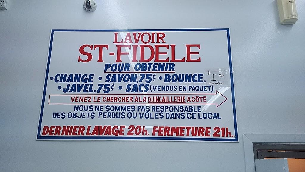 Lavoir Saint-Fidèle | clothing store | 1274 3e Ave, Quebec City, QC G1L 2X7, Canada | 4185223766 OR +1 418-522-3766