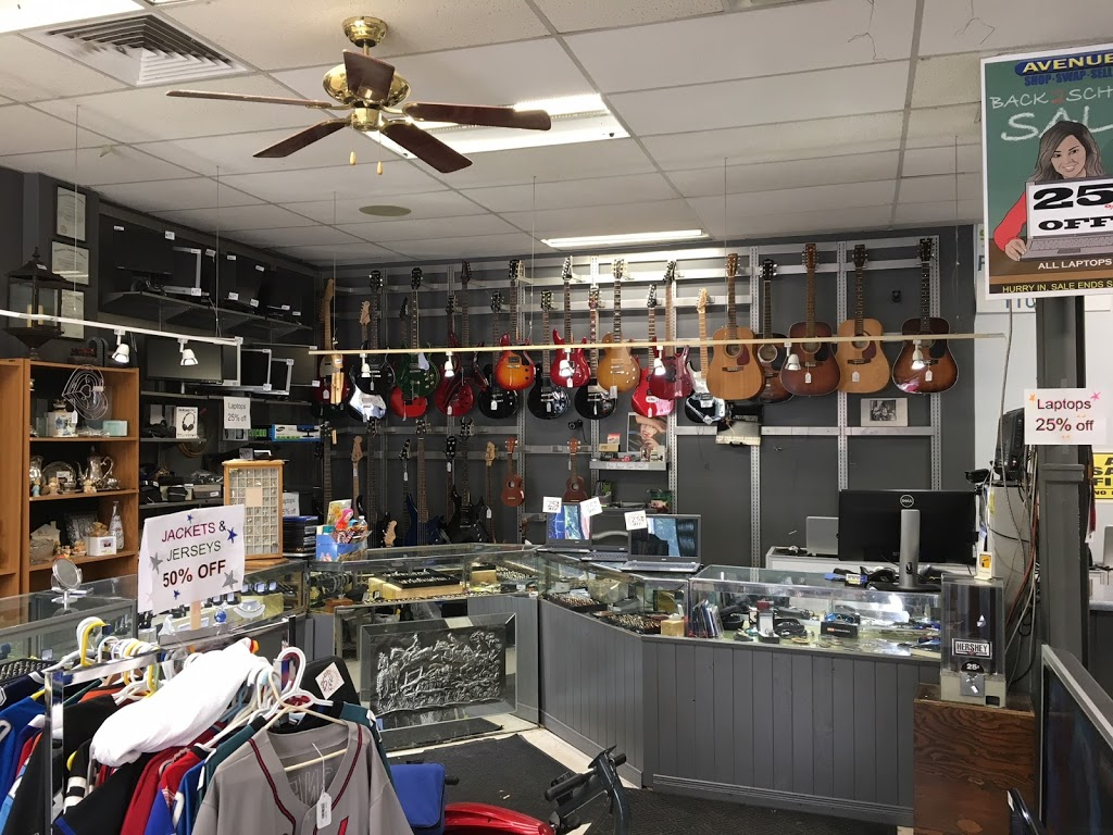 Avenue Shop Swap & Sell | bicycle store | 802 Ottawa Street, Windsor, ON N8X 2C6, Canada | 5199775344 OR +1 519-977-5344