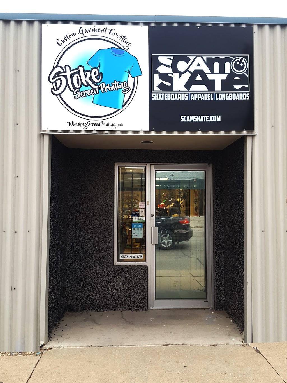Scam Skate | store | 100-1079 Wellington Ave, Winnipeg, MB R3E 3E8, Canada | 2045046227 OR +1 204-504-6227