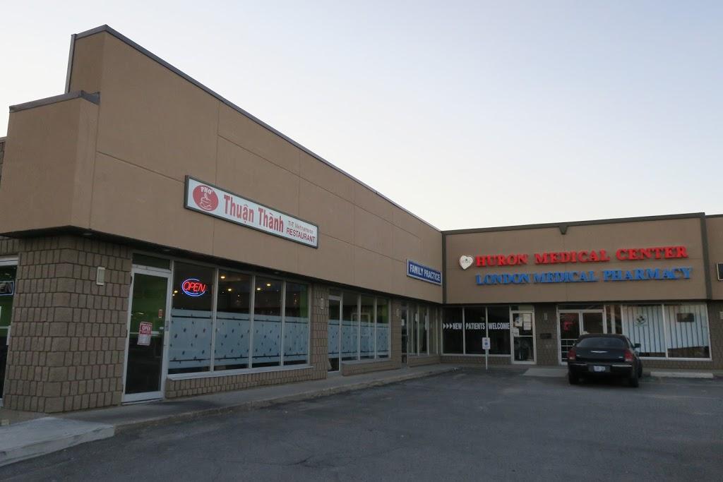 Huron Medical Centre | health | 1472 Huron St, London, ON N5V 2E5, Canada | 5196016640 OR +1 519-601-6640