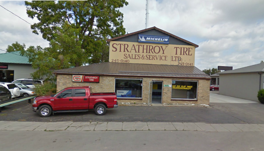 Strathroy Tire Sales & Service   car repair   91 Maitland Terrace, Strathroy, ON N7G 1L2, Canada   5192450140 OR +1 519-245-0140