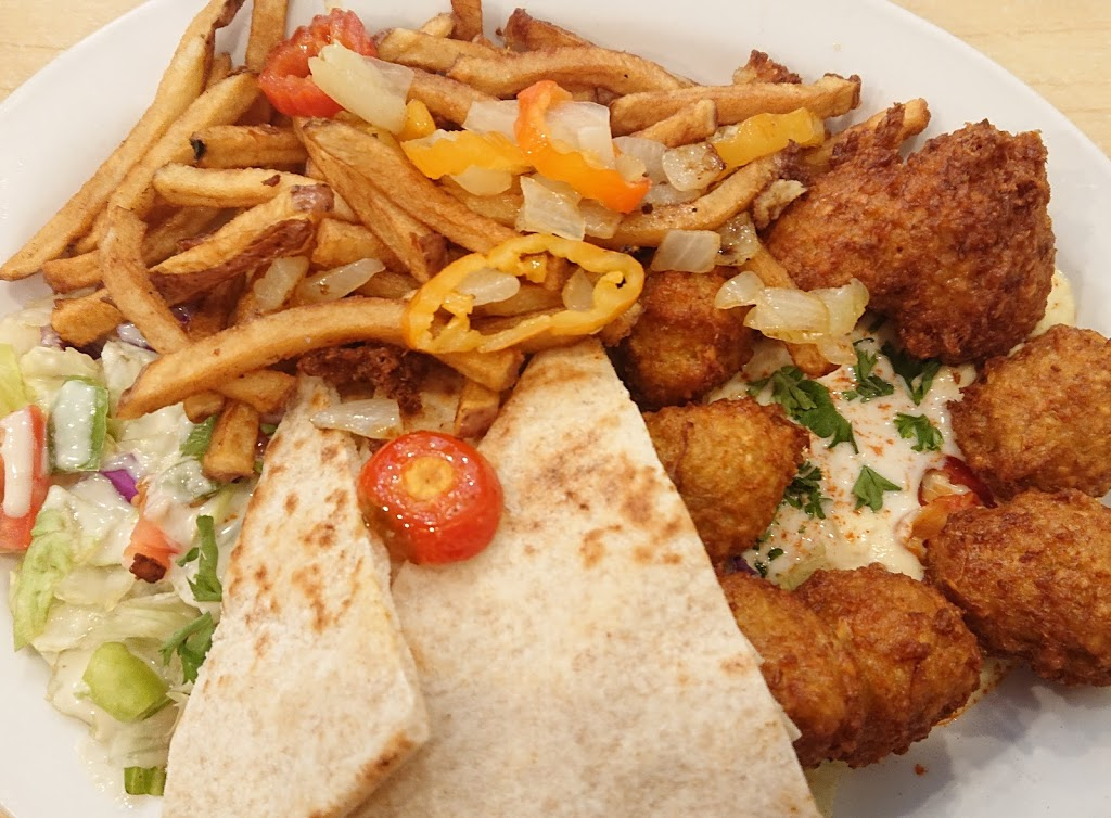 Falafel place   meal delivery   1101 Corydon Ave, Winnipeg, MB R3M 0Y8, Canada   2044895811 OR +1 204-489-5811