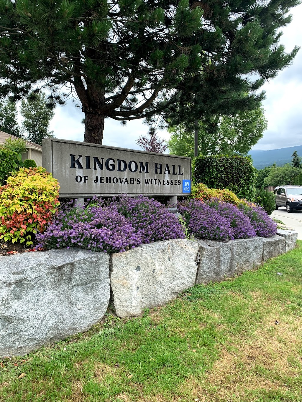 Kingdom Hall of Jehovahs Witnesses | church | 1360 Pipeline Rd, Coquitlam, BC V3E 2R2, Canada | 6049411875 OR +1 604-941-1875