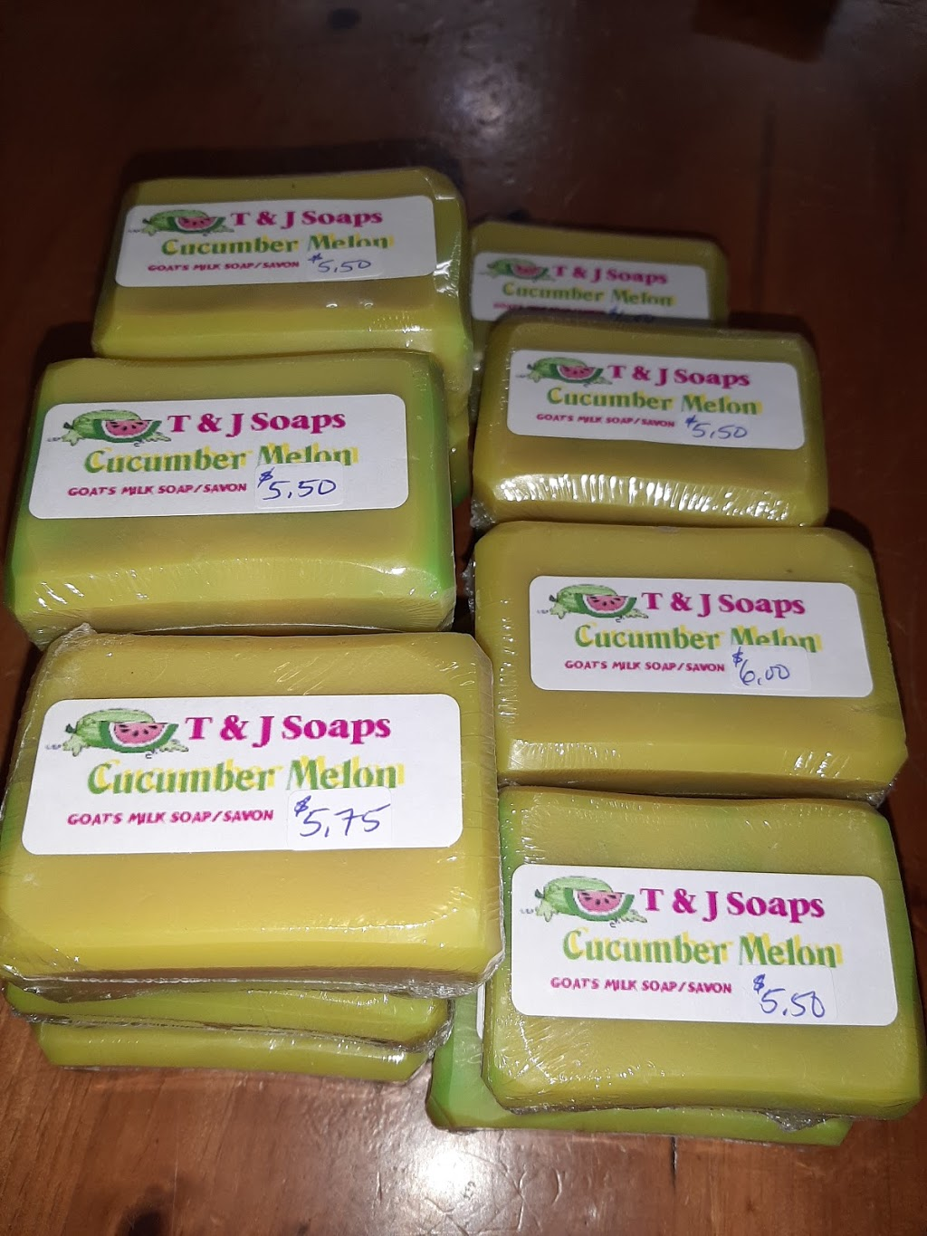 T J SOAPS | home goods store | 41124 Range Rd 282 #32, Lacombe County, AB T4L 2N3, Canada | 4037825129 OR +1 403-782-5129