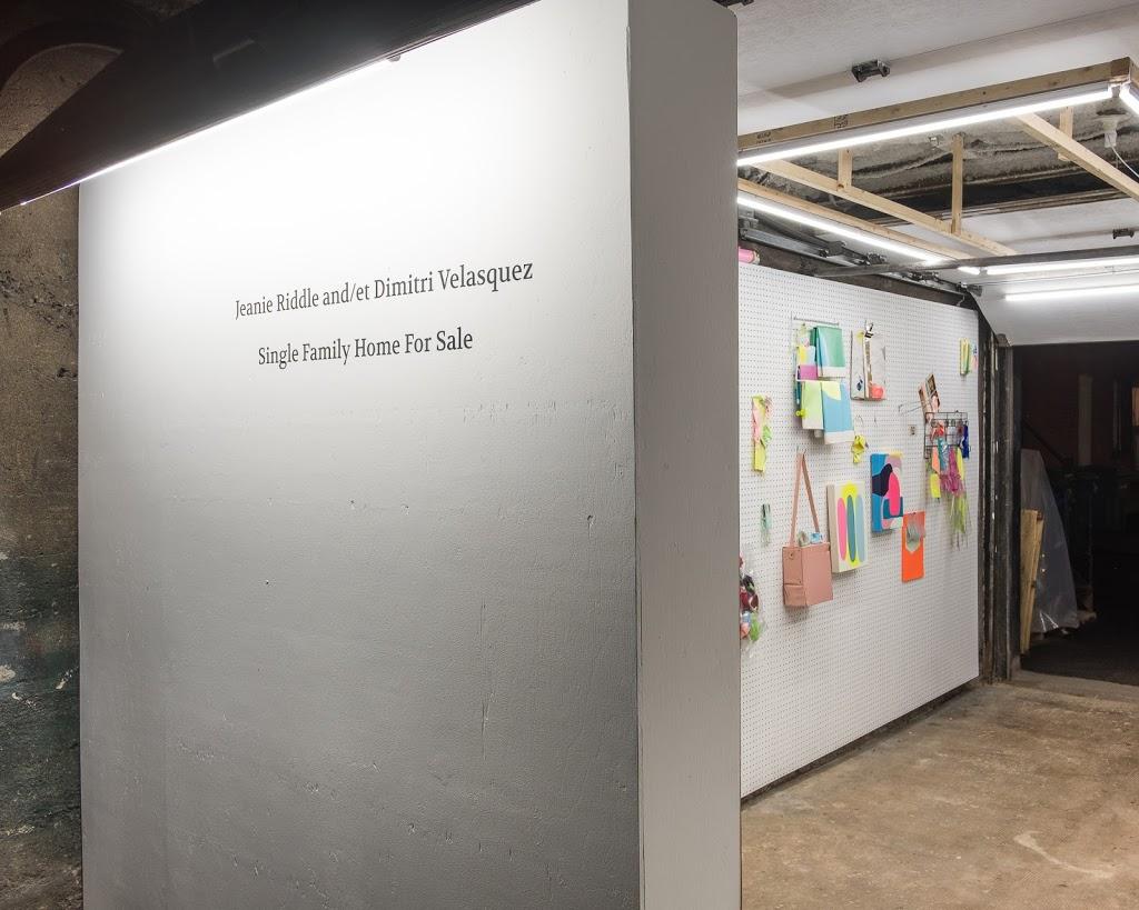 TAP Art Space | art gallery | 155 Place Sainte Famille, Montréal, QC H2X 2K6, Canada