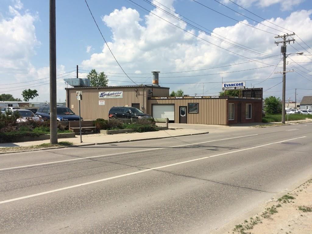 Evancore Auto Body & Collision Centre | car repair | 194 McPhillips St, Winnipeg, MB R3E 2J9, Canada | 2042305516 OR +1 204-230-5516
