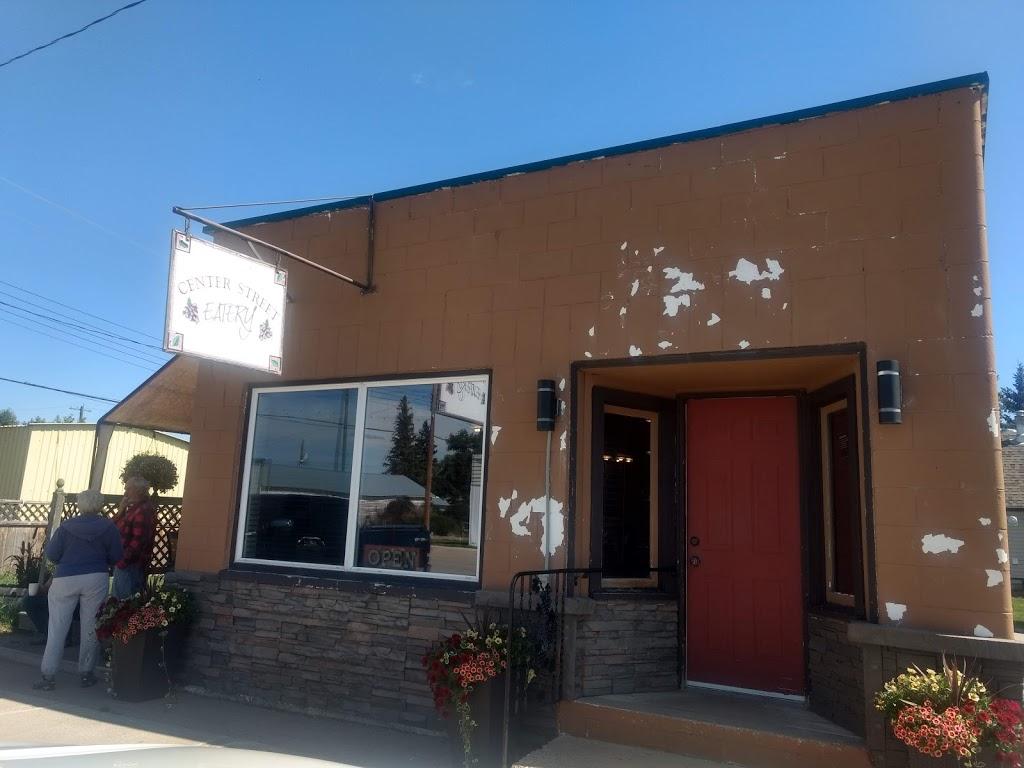 Center Street Eatery | restaurant | 5 Centre St, Arrowwood, AB T0L 0B0, Canada | 4035343747 OR +1 403-534-3747