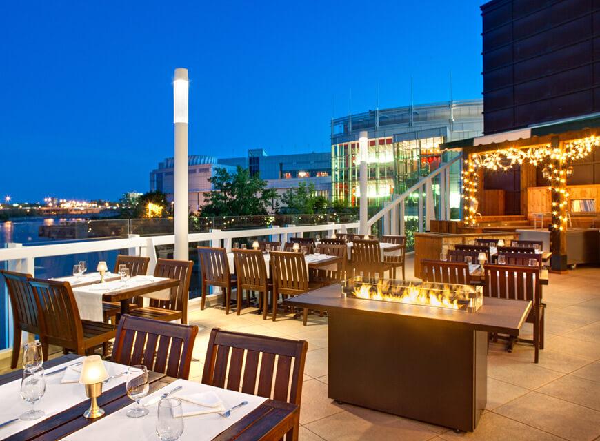 Amerispa Hilton Lac-Leamy | spa | 3 Boulevard du Casino, Gatineau, QC J8Y 6X4, Canada | 8197719555 OR +1 819-771-9555