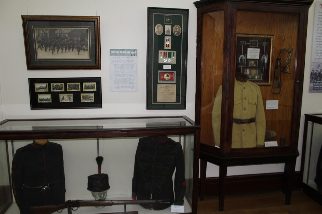 Queens Own Rifles of Canada Regimental Museum (The) | museum | 1 Austin Terrace, Toronto, ON M5R 1X8, Canada