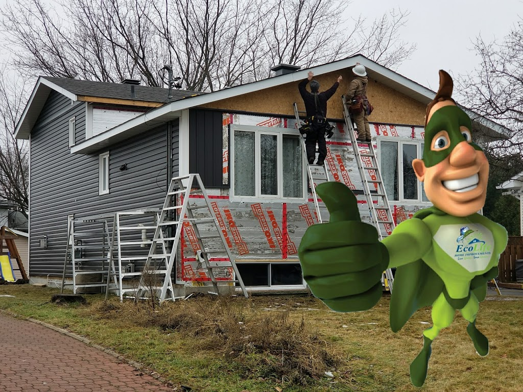 Eco Life Home Improvements Inc | home goods store | 850 Notre Dame Ave, Sudbury, ON P3A 2T4, Canada | 7052223261 OR +1 705-222-3261