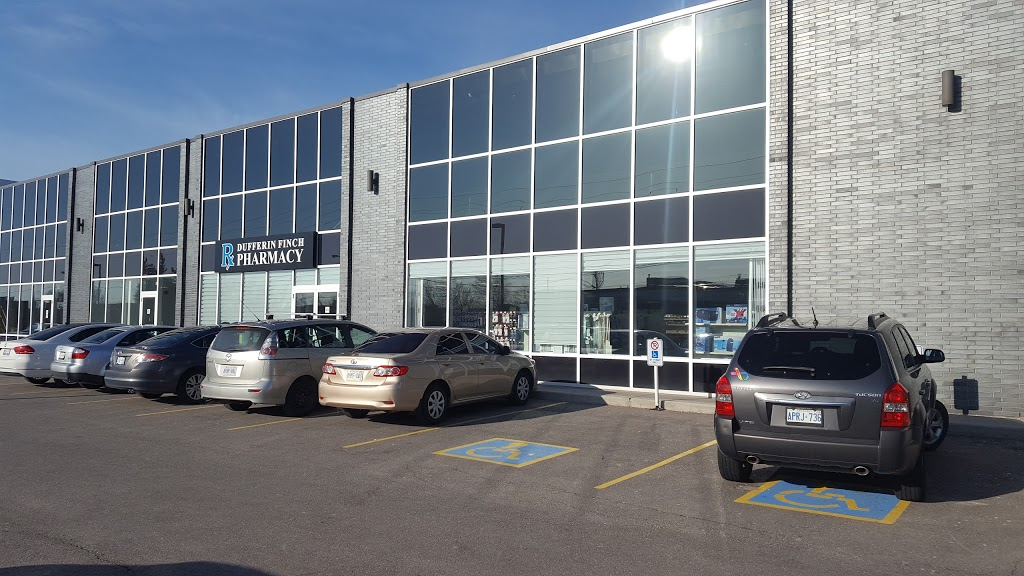 Dufferin Finch Pharmacy   health   2 Champagne Dr C1, North York, ON M3J 2C5, Canada   4166656669 OR +1 416-665-6669