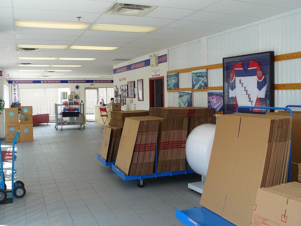 Self Storage Depot ALD | storage | 2947 264 St, Aldergrove, BC V4W 2W4, Canada | 6048566111 OR +1 604-856-6111