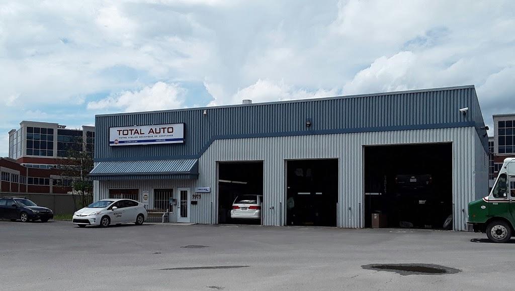 Total Auto | car repair | 5975 Rue des Tournelles, Québec, QC G2J 1P7, Canada | 4186242125 OR +1 418-624-2125