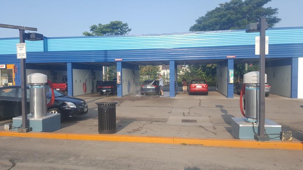 1 GR8 CARWASH | car wash | 217 Cannon St E, Hamilton, ON L8L 2A9, Canada | 9055237454 OR +1 905-523-7454
