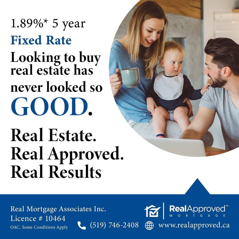 Real Approved Team - RMA Brokerage #10464 | bank | 51 Breithaupt St #100, Kitchener, ON N2H 5G5, Canada | 5197462408 OR +1 519-746-2408