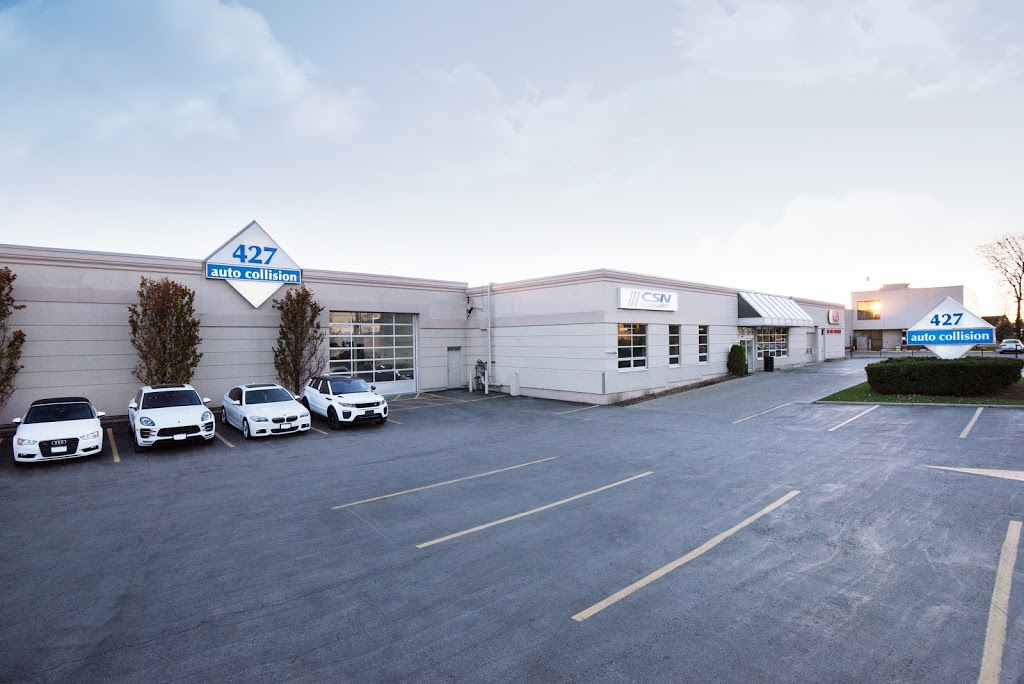 CSN 427 Auto Collision | car repair | 395 Evans Ave, Etobicoke, ON M8Z 1K8, Canada | 4162596344 OR +1 416-259-6344