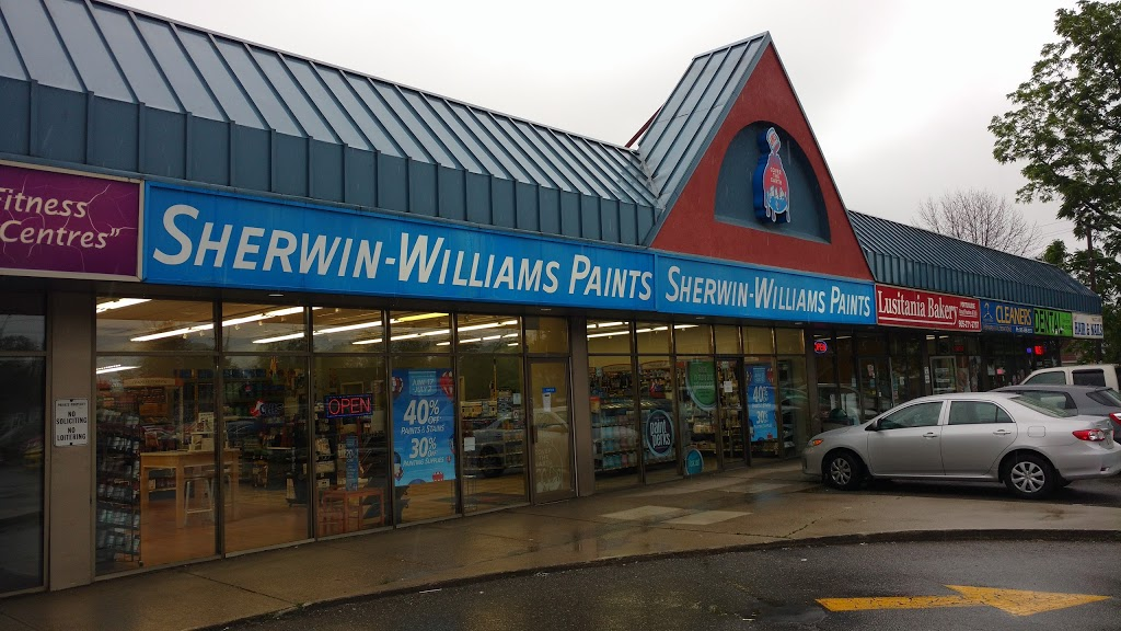 Sherwin-Williams Paint Store | home goods store | 603 Lakeshore Rd E, Mississauga, ON L5G 1H9, Canada | 9052747700 OR +1 905-274-7700