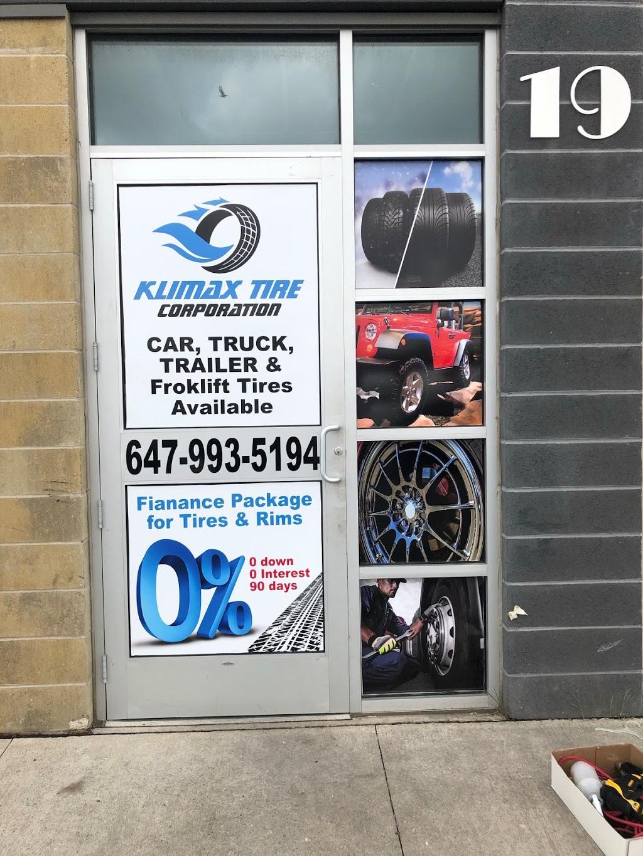 Klimax Tire Truck Tire Install For Sale 2070 Steeles Ave E Unit 19 Brampton On L6t 1a7 Canada