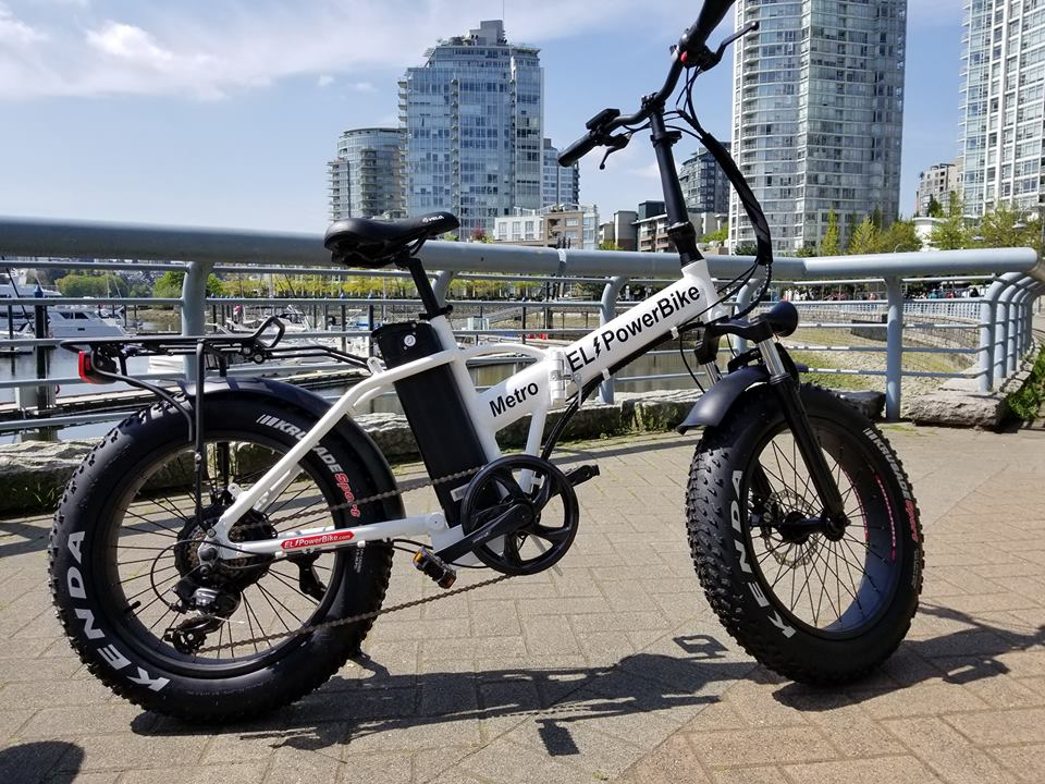 ELPowerBike Inc. | bicycle store | 94 Braid St, New Westminster, BC V3L 3P4, Canada | 8553058822 OR +1 855-305-8822