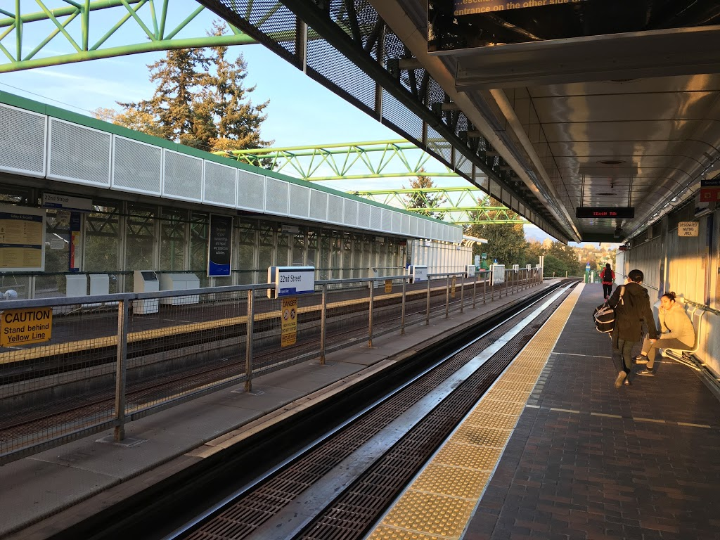 22nd Street Station | subway station | 649 22nd St, New Westminster, BC V3M, Canada