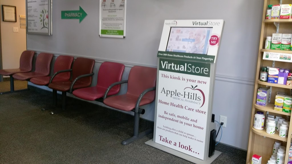 Apple-Hills Medical Pharmacy   health   1221 Bloor St, Mississauga, ON L4Y 2N8, Canada   9056253268 OR +1 905-625-3268