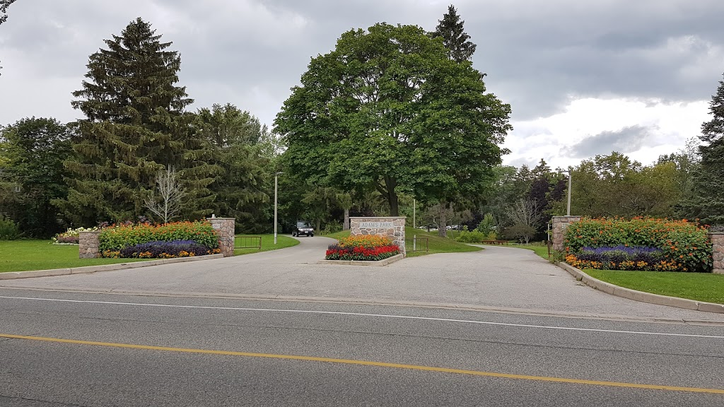 Adams Park | park | 2 Rozell Rd, Scarborough, ON M1C 2L1, Canada | 4163967378 OR +1 416-396-7378