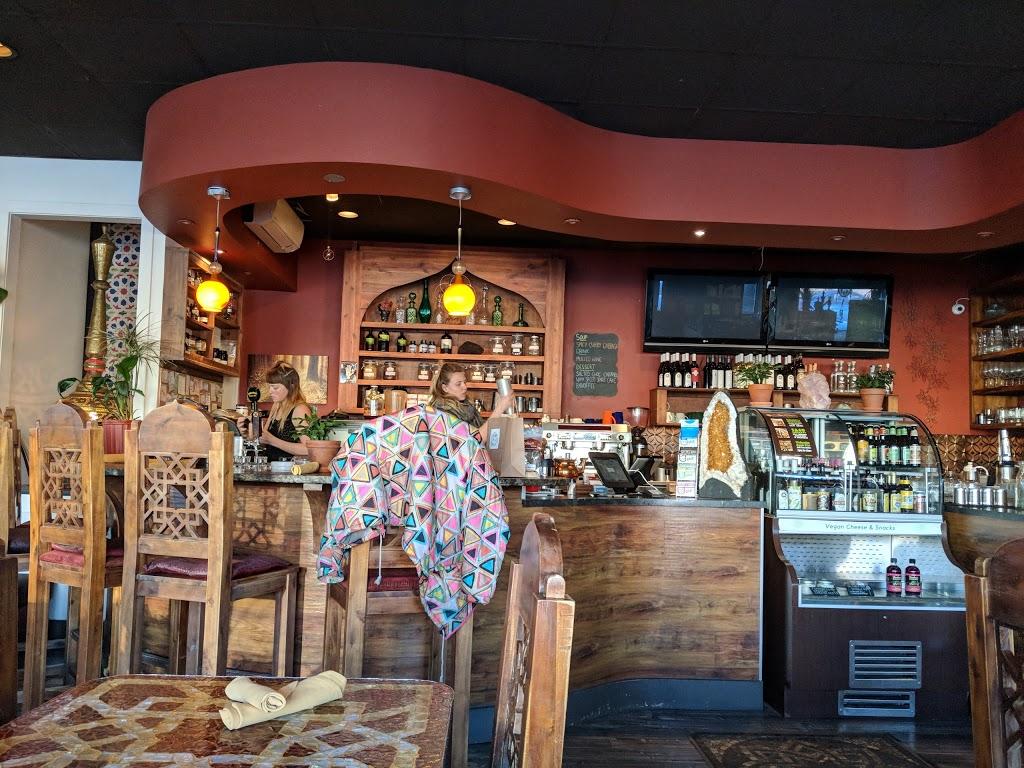 Noorish   cafe   8440 109 St NW, Edmonton, AB T6G 1E2, Canada   7807566880 OR +1 780-756-6880