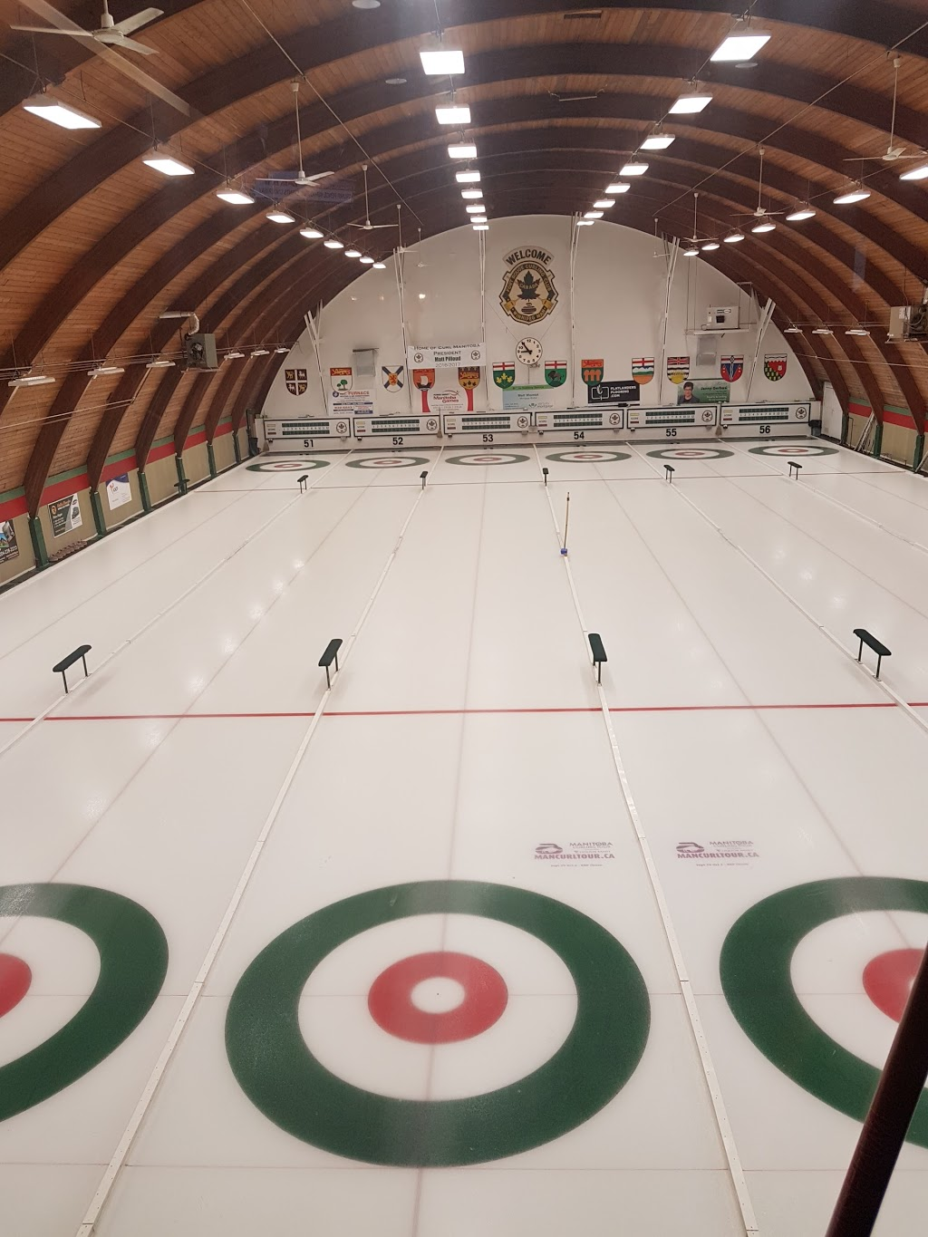 Fort Rouge Curling Club | stadium | 750 Daly St S, Winnipeg, MB R3L 2N2, Canada | 2044750888 OR +1 204-475-0888