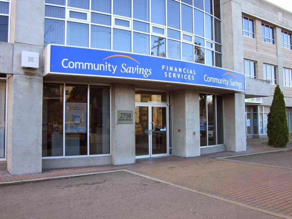 Community Savings Credit Union - Victoria | atm | 2750 Quadra St, Victoria, BC V8T 4E8, Canada | 2503858431 OR +1 250-385-8431