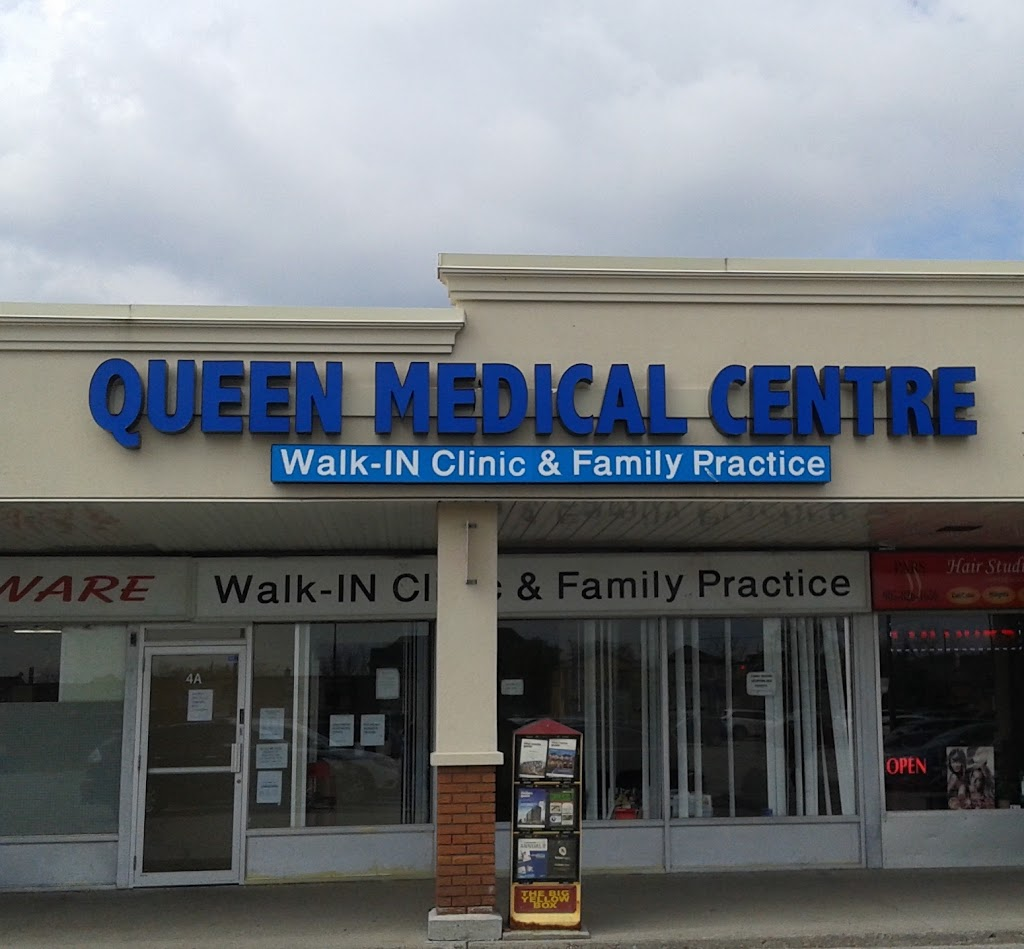 Queen Medical Centre | doctor | 128 Queen St S #4A, Mississauga, ON L5M 1K8, Canada | 9059977711 OR +1 905-997-7711