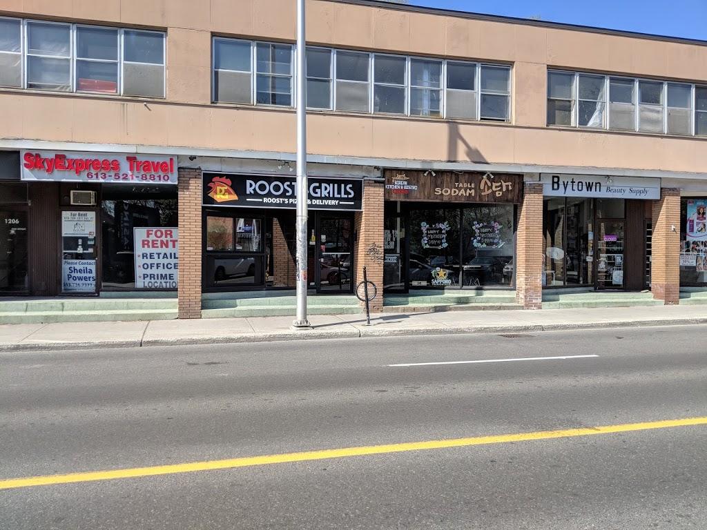 Table SODAM | restaurant | 1200 Bank St, Ottawa, ON K1S 3Y1, Canada | 3434888036 OR +1 343-488-8036