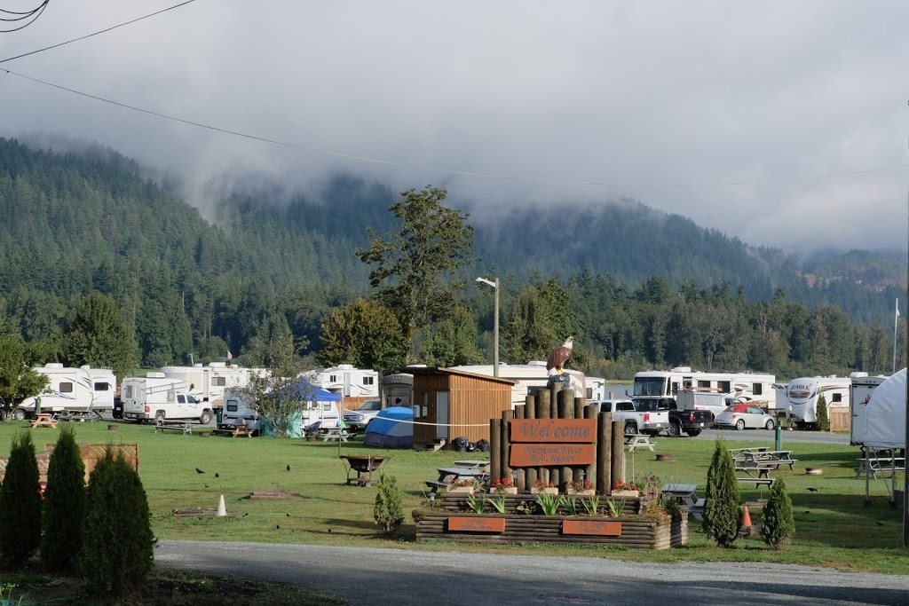Harrison River RV and Campground ( formerly: Old Orchard Campgro | campground | 1201 Kennedy Rd, Harrison Mills, BC V0M 1L0, Canada | 6047962627 OR +1 604-796-2627