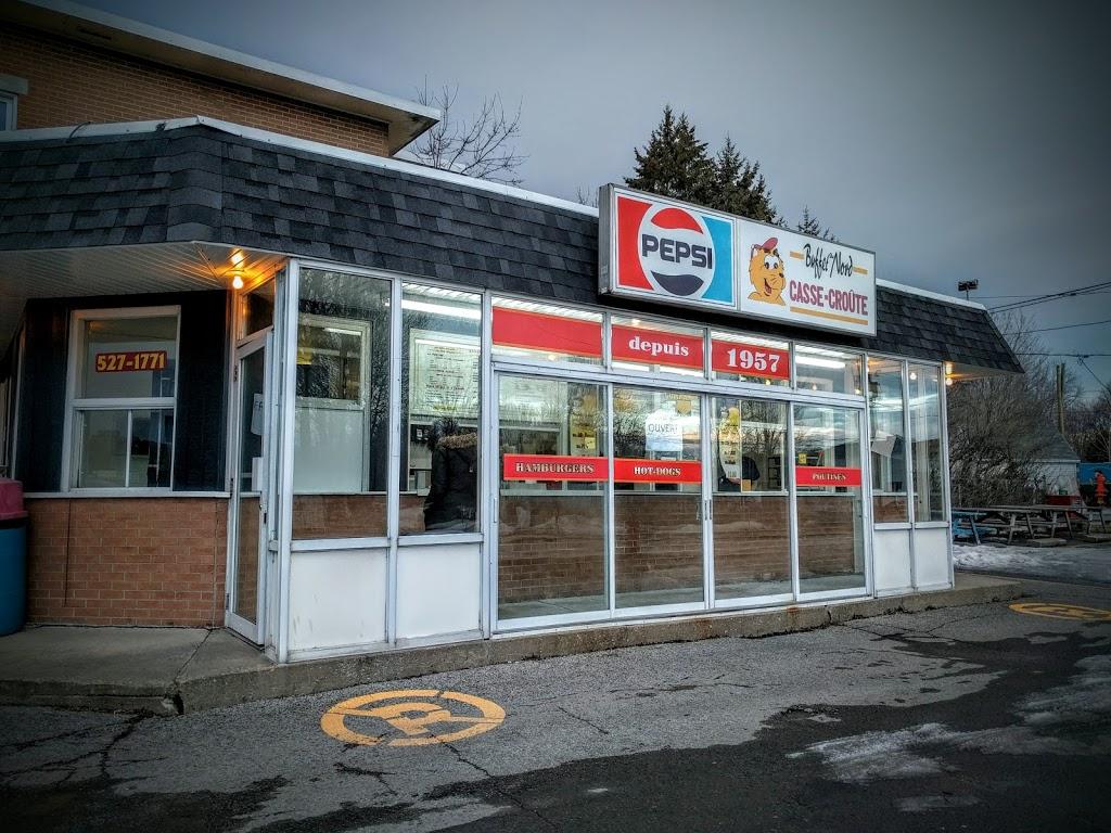 Casse-Croute Buffet Du Nord Enr | meal takeaway | 2750 Boulevard Père-Lelièvre, Québec, QC G1P 2X8, Canada | 4185271771 OR +1 418-527-1771