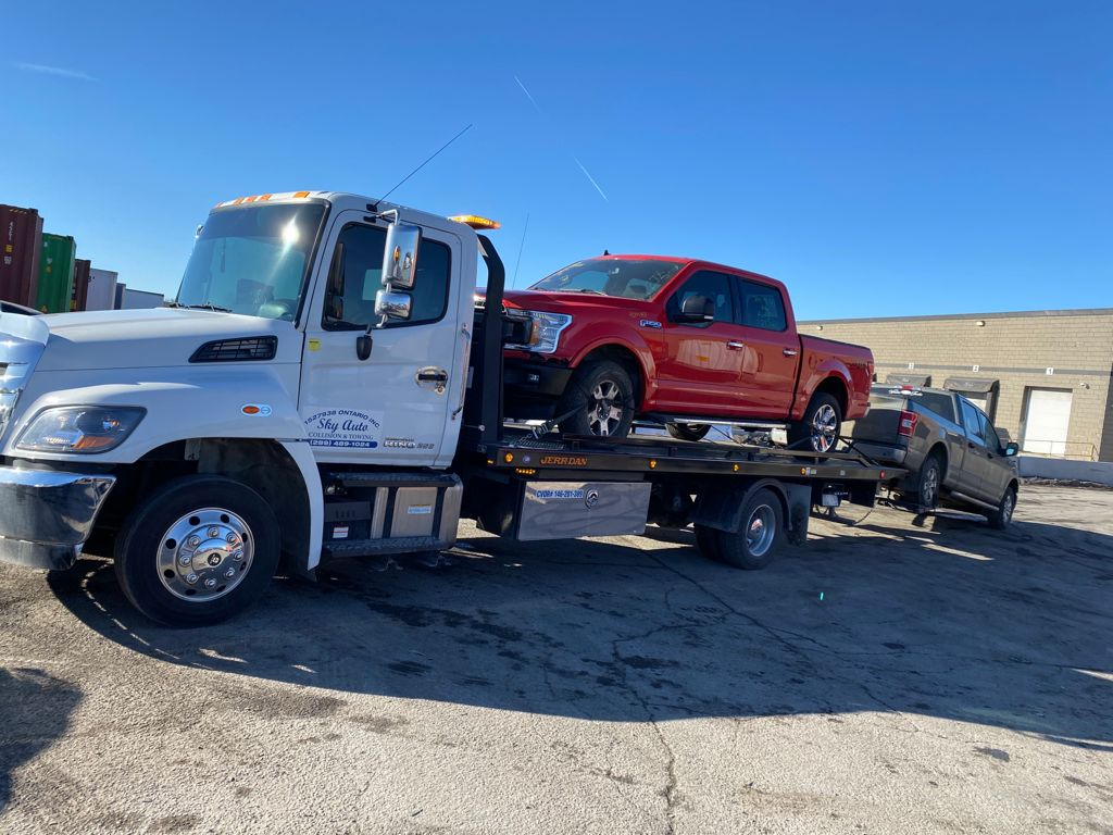 Sky Auto & Towing Service   point of interest   195 Hess St N, Hamilton, ON L8R 2T1, Canada   2894891024 OR +1 289-489-1024