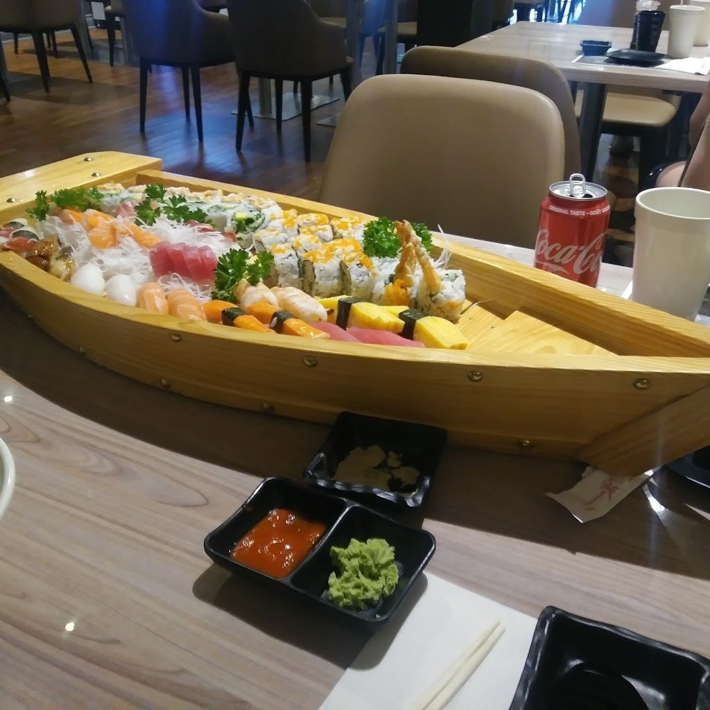 Diamond Sushi | restaurant | 29 Anne St S, Barrie, ON L4N 2C5, Canada | 7052526833 OR +1 705-252-6833