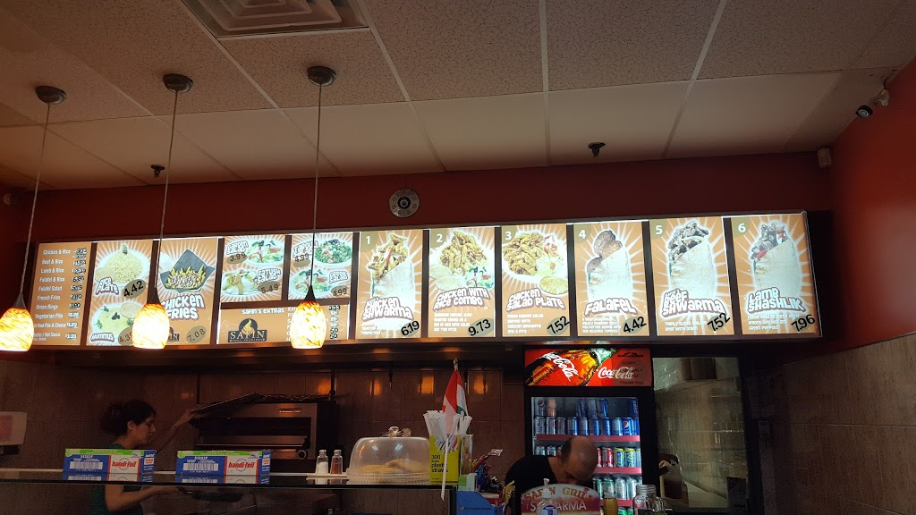 Safin Grill   meal takeaway   65 Mall Rd #6, Hamilton, ON L8V 4X6, Canada   9053184444 OR +1 905-318-4444