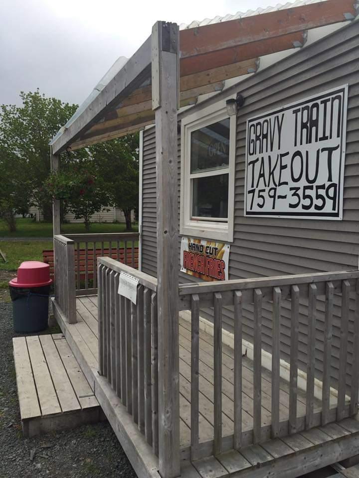 The Gravy Train | restaurant | 504 Main Rd, Brigus Junction, NL A0B 1G0, Canada | 7097593559 OR +1 709-759-3559
