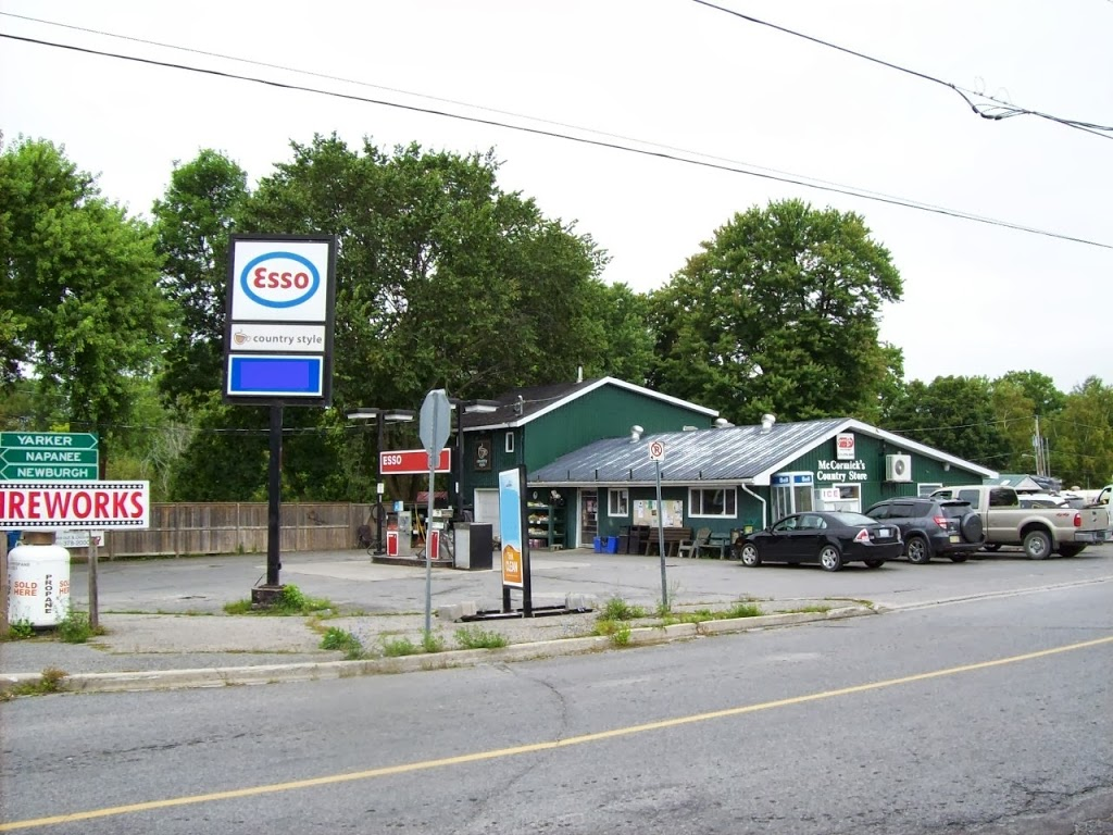 Esso | gas station | 2561 County Rd 4, Camden East, ON K0K 1J0, Canada | 6133782683 OR +1 613-378-2683