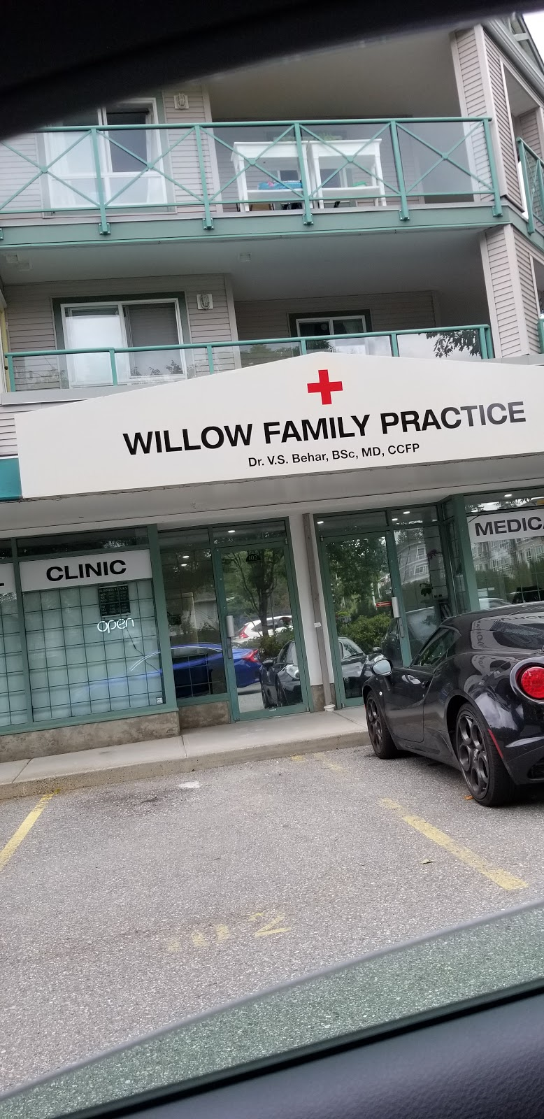 Willow Family Practice | health | 19610 64 Ave Unit 101-102, Langley City, BC V2Y 1H3, Canada | 6045398016 OR +1 604-539-8016