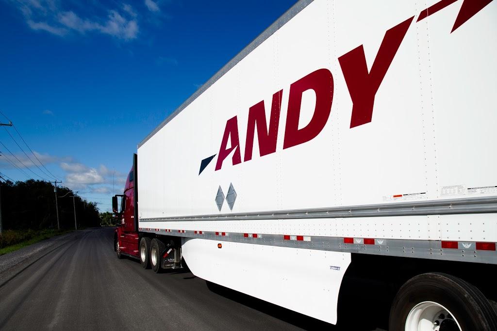 Andy Transport Inc. Boucherville | point of interest | 4 Chemin du Tremblay, Boucherville, QC J4B 6Z5, Canada | 8887950043 OR +1 888-795-0043