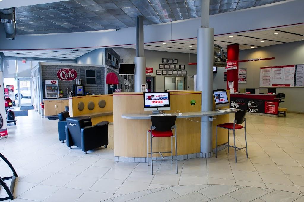 Palladino Honda | car dealer | 990 Kingsway, Sudbury, ON P3B 2E5, Canada | 7056736733 OR +1 705-673-6733