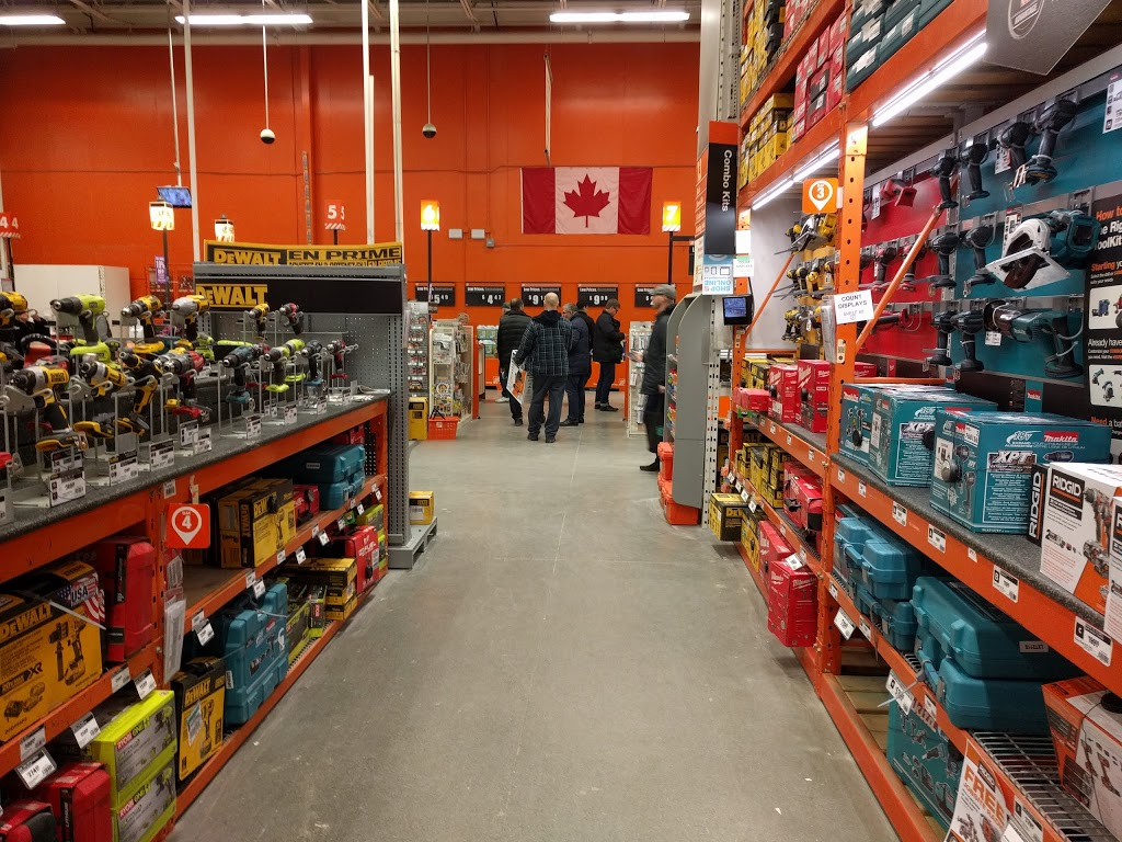 The Home Depot | furniture store | 2121 St Clair Ave W, Toronto, ON M6N 4X9, Canada | 4167662800 OR +1 416-766-2800