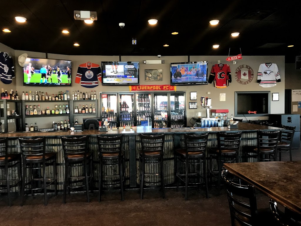 Boots & Barrels Sports Bar and Restaurant | restaurant | 4924 47 Ave, Innisfail, AB T4G 1N8, Canada | 4038655556 OR +1 403-865-5556