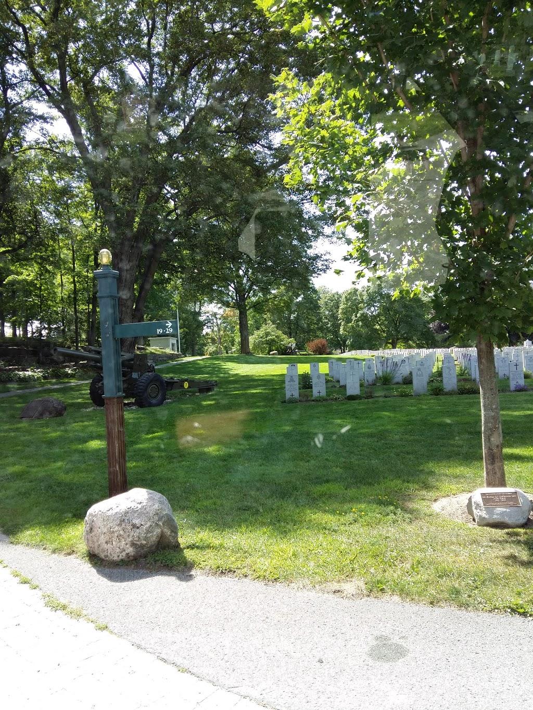 Beechwood Cemetery | cemetery | 280 Beechwood Ave, Vanier, ON K1L 8A6, Canada | 6137419530 OR +1 613-741-9530
