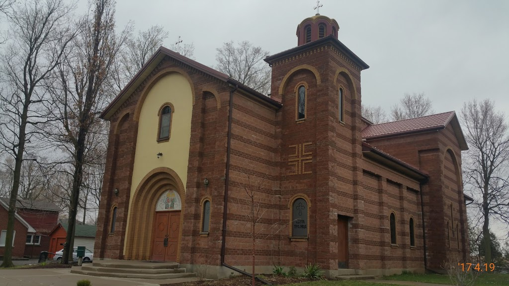 HOLY TRINITY SERBIAN ORTHODOX CHURCH   church   700 Fischer-Hallman Rd, Kitchener, ON N2E 4E9, Canada   5195701230 OR +1 519-570-1230