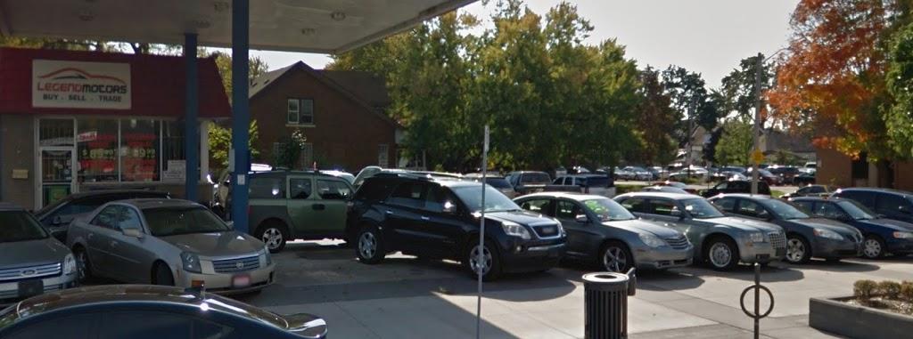 Legend Motors | car dealer | 1765 Wyandotte St W, Windsor, ON N9B 1J2, Canada | 5199927668 OR +1 519-992-7668