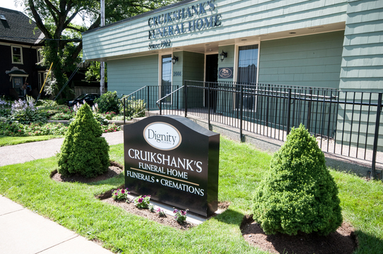 Cruikshanks Halifax Funeral Home | funeral home | 2666 Windsor St, Halifax, NS B3K 5C9, Canada | 9024237295 OR +1 902-423-7295