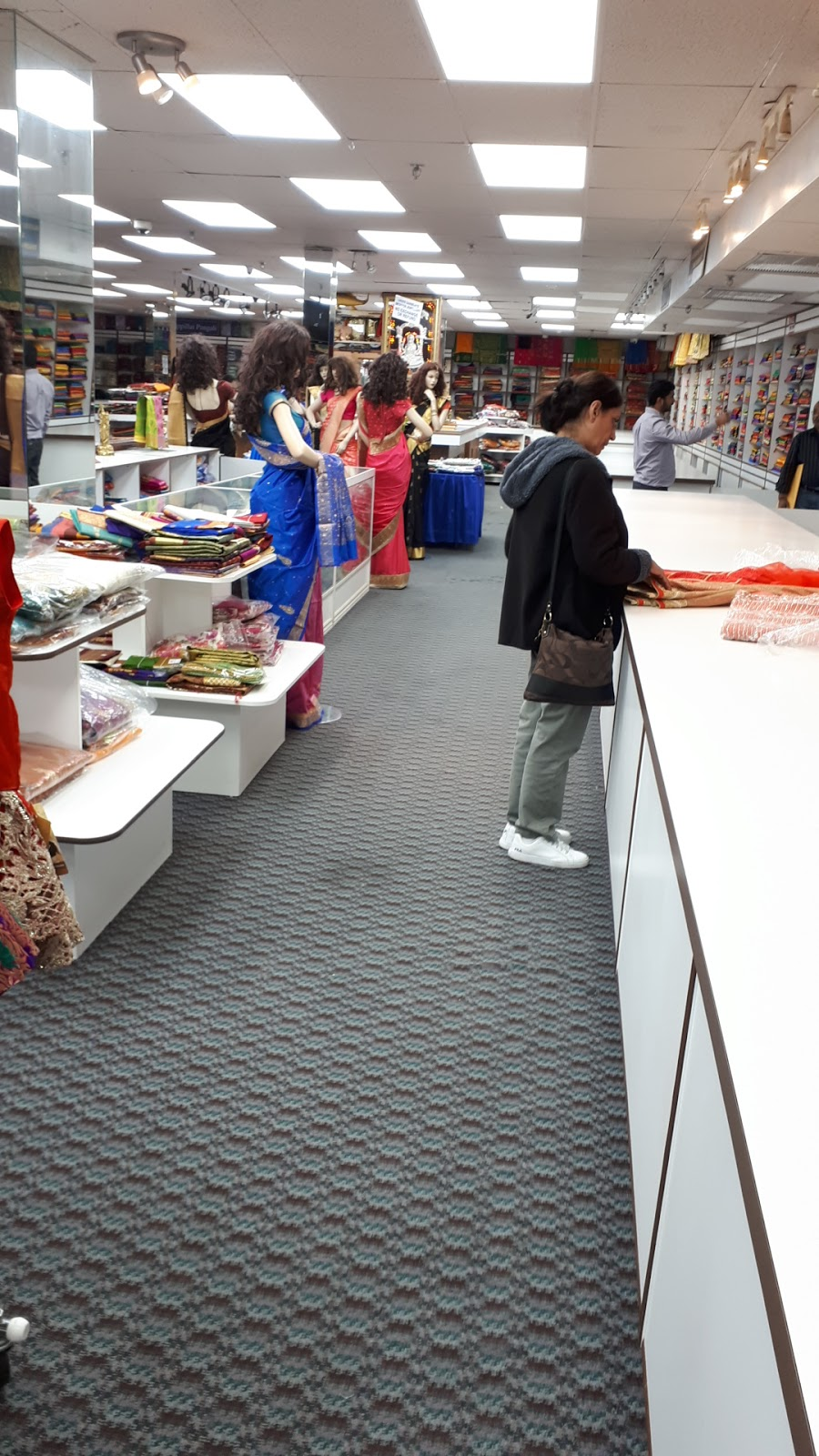 Asian Textile   clothing store   3601 Lawrence Ave E, Scarborough, ON M1G 1P5, Canada