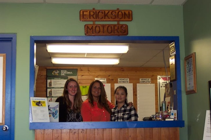 Erickson Motors | car repair | 194 McPhillips St, Winnipeg, MB R3E 2J9, Canada | 2047727992 OR +1 204-772-7992