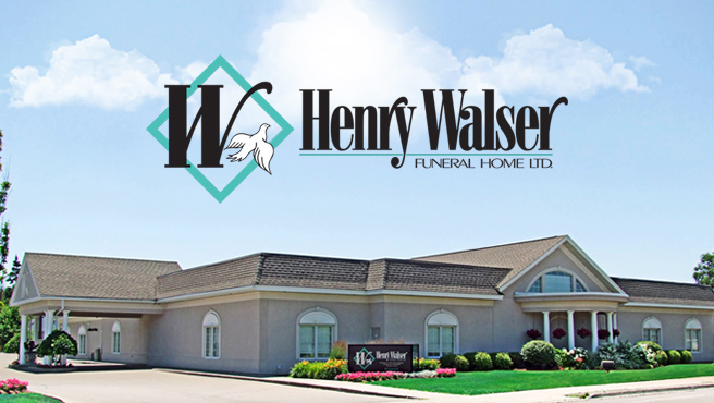 Henry Walser Funeral Home | funeral home | 507 Frederick St, Kitchener, ON N2B 2A5, Canada | 5197498467 OR +1 519-749-8467
